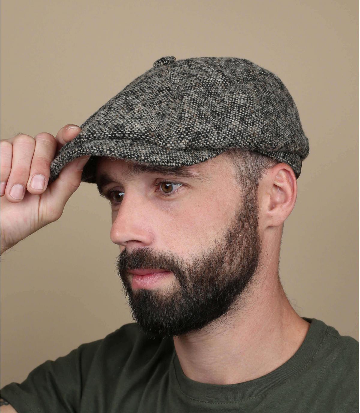 Rough wol cap
