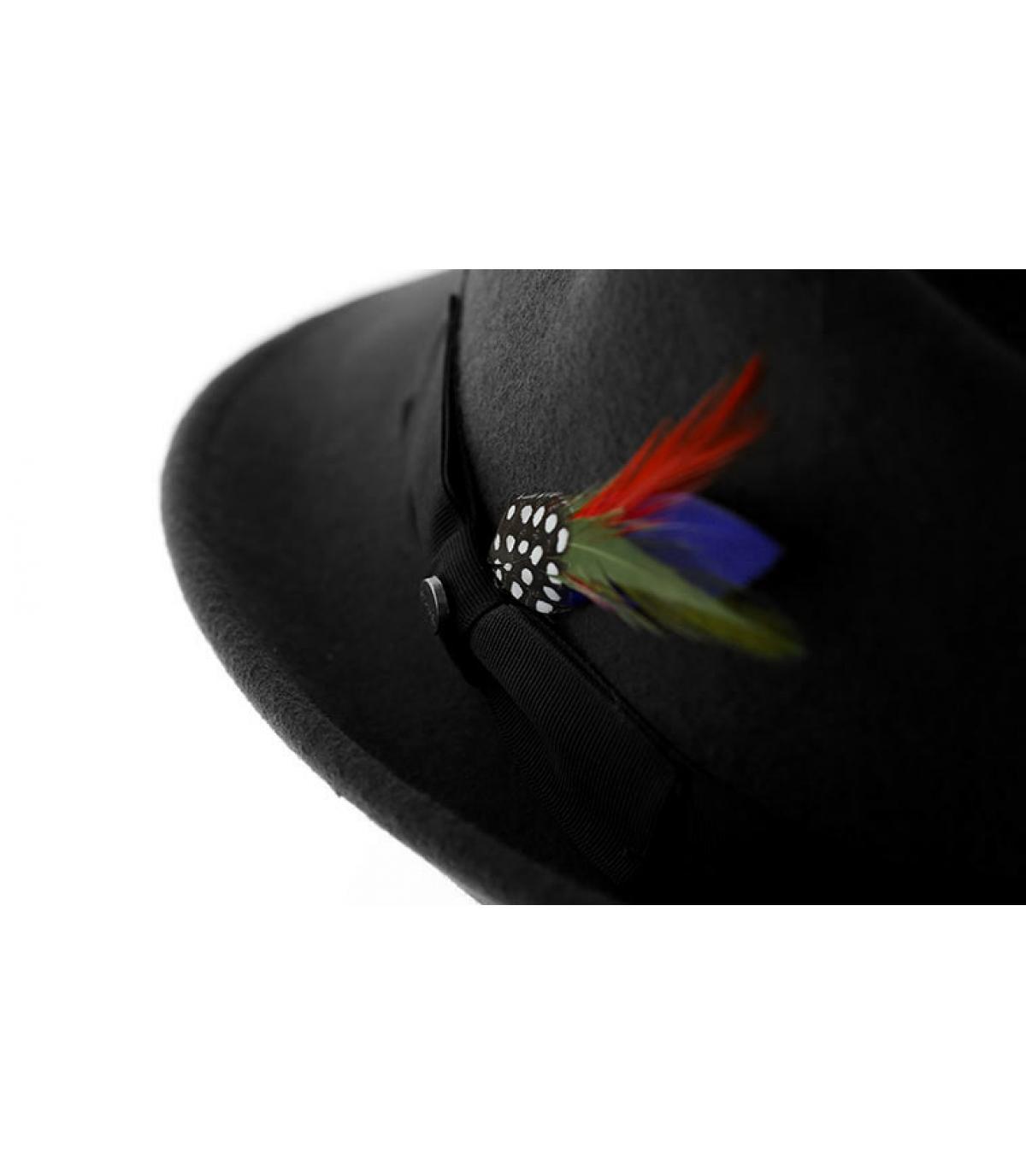 Zwarte richmond stetson
