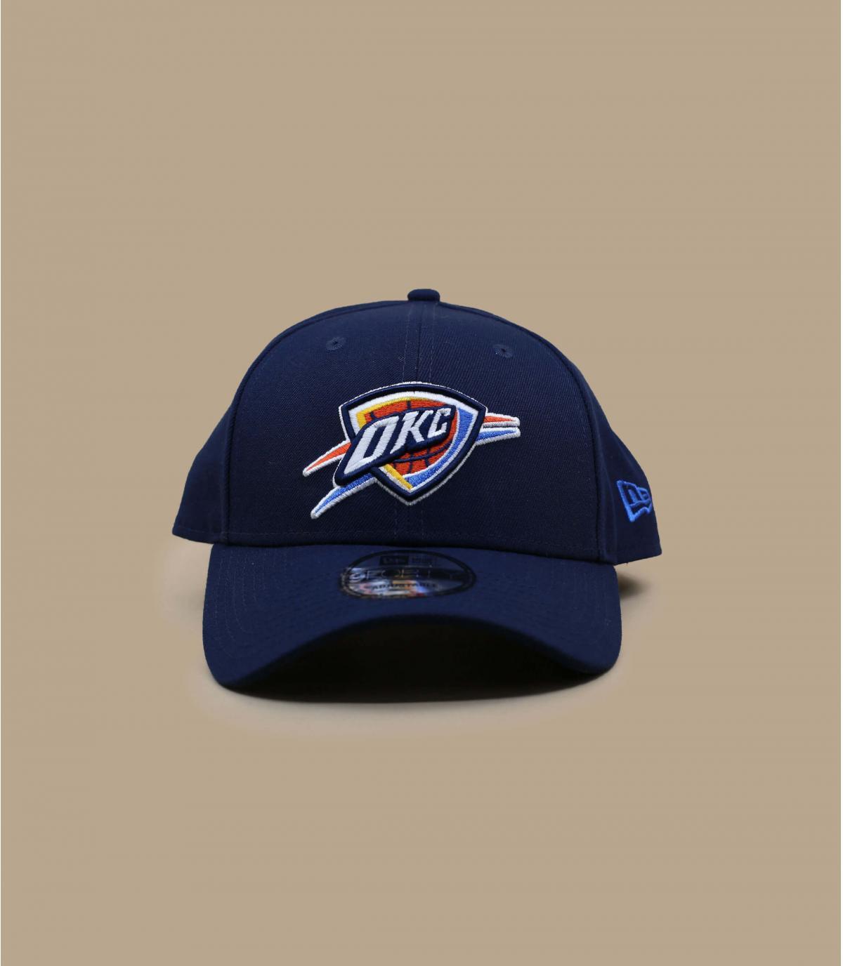 blauw Thunders cap