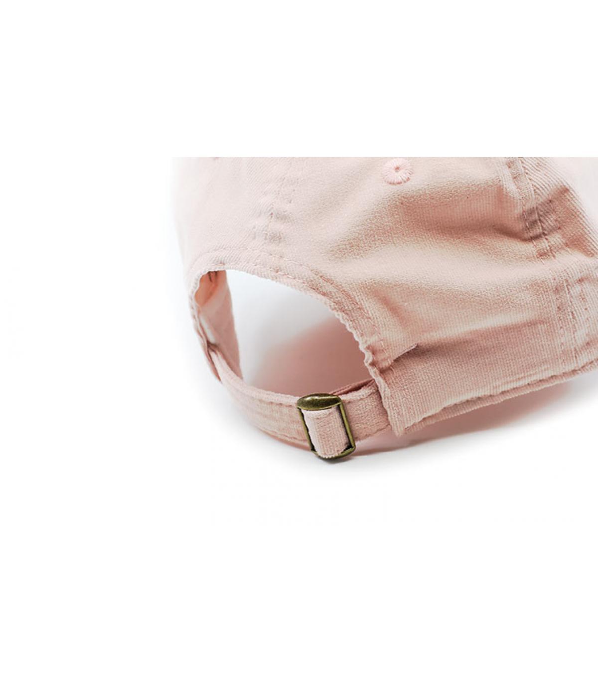 Details Female Micro Cord Detroit pink - afbeeling 5
