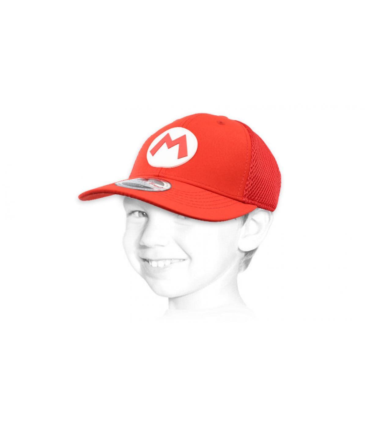 Mario kinderpet
