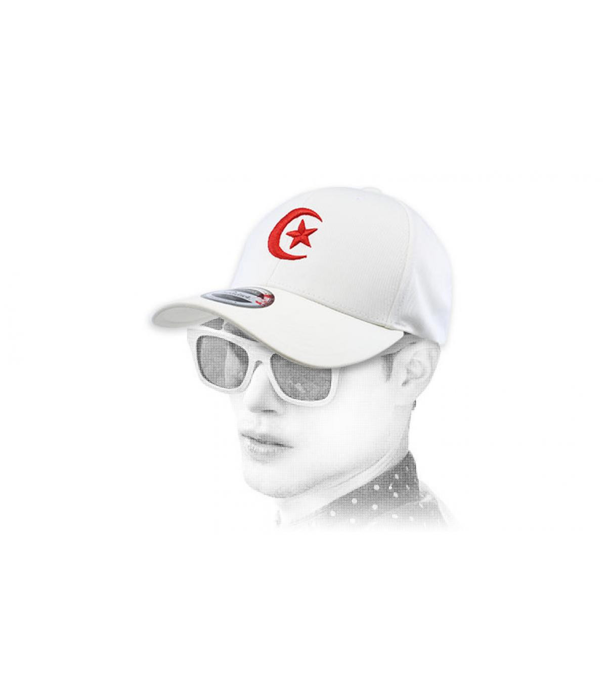 witte Tunesië cap