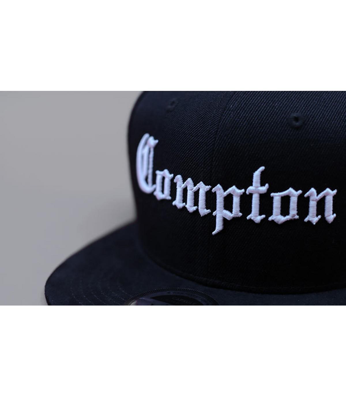 Details Compton Snapback - afbeeling 4