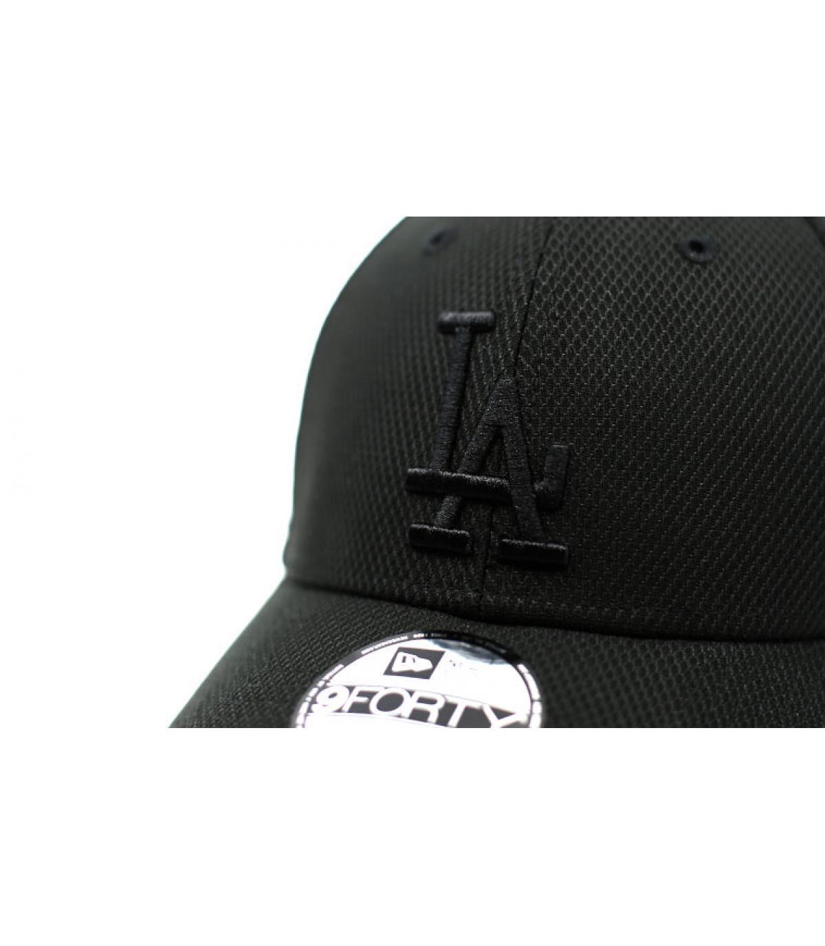Details Diamond Era 9Forty LA black - afbeeling 3