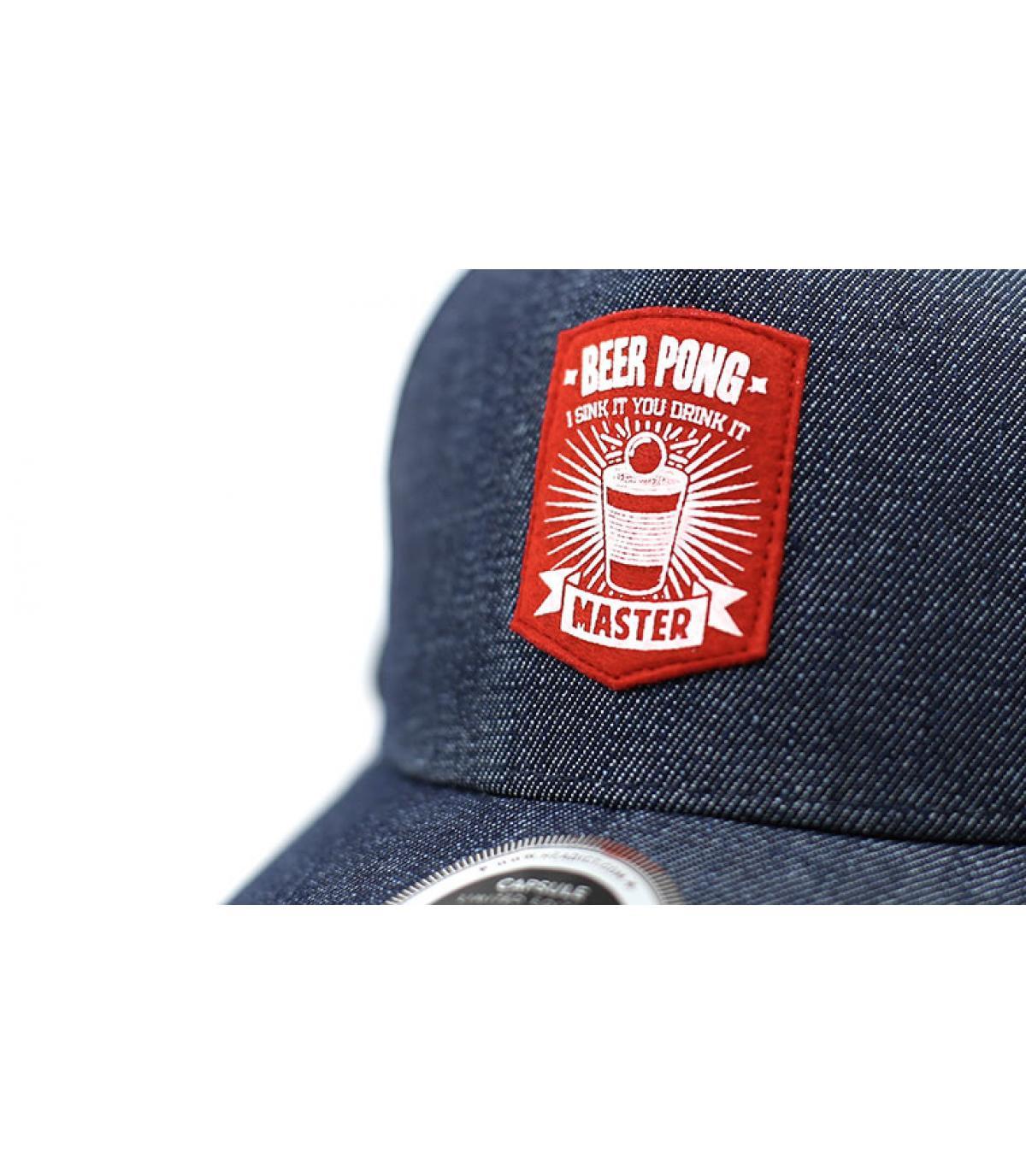 Details Trucker Beer Pong Master - afbeeling 3