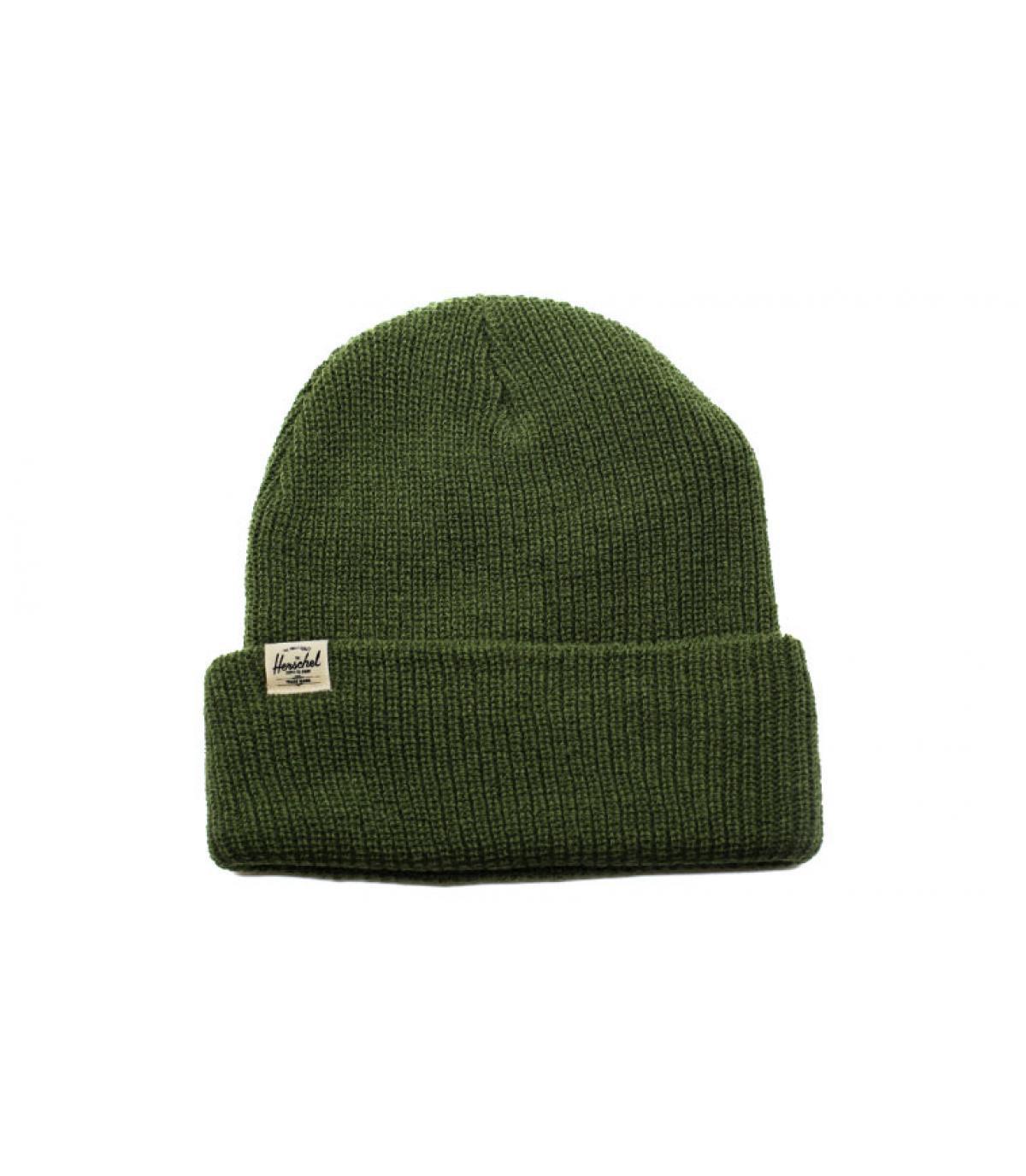 groene Herchel-revers