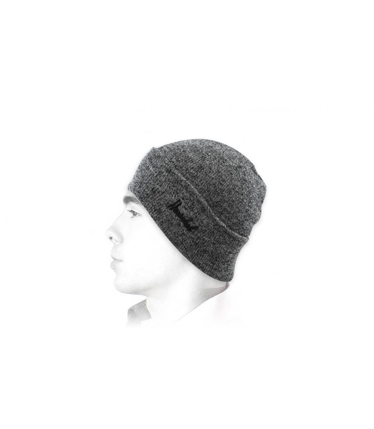 Herschel zwarte hoed
