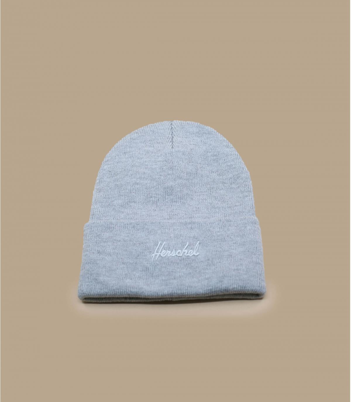 grijze hoed Herschel