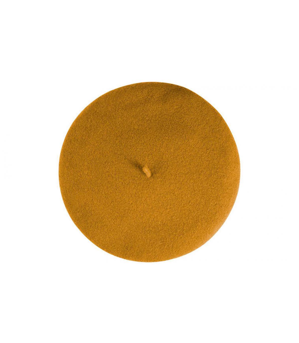 baret beige wol