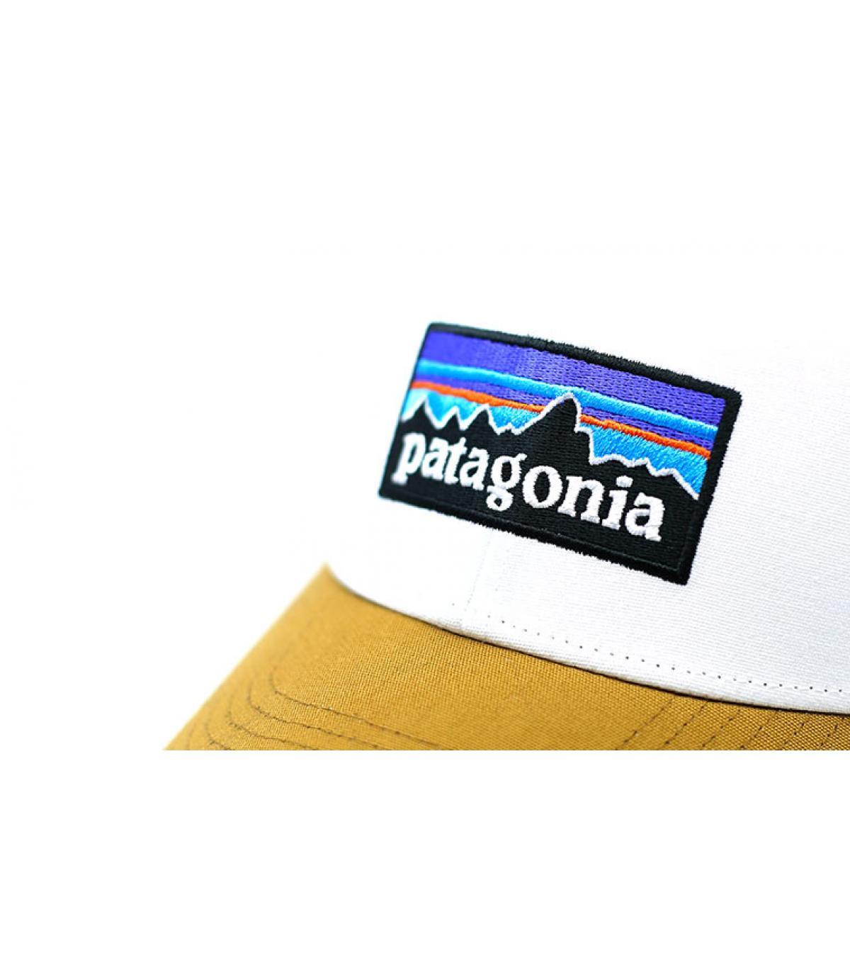 Witte trucker van Patagonië