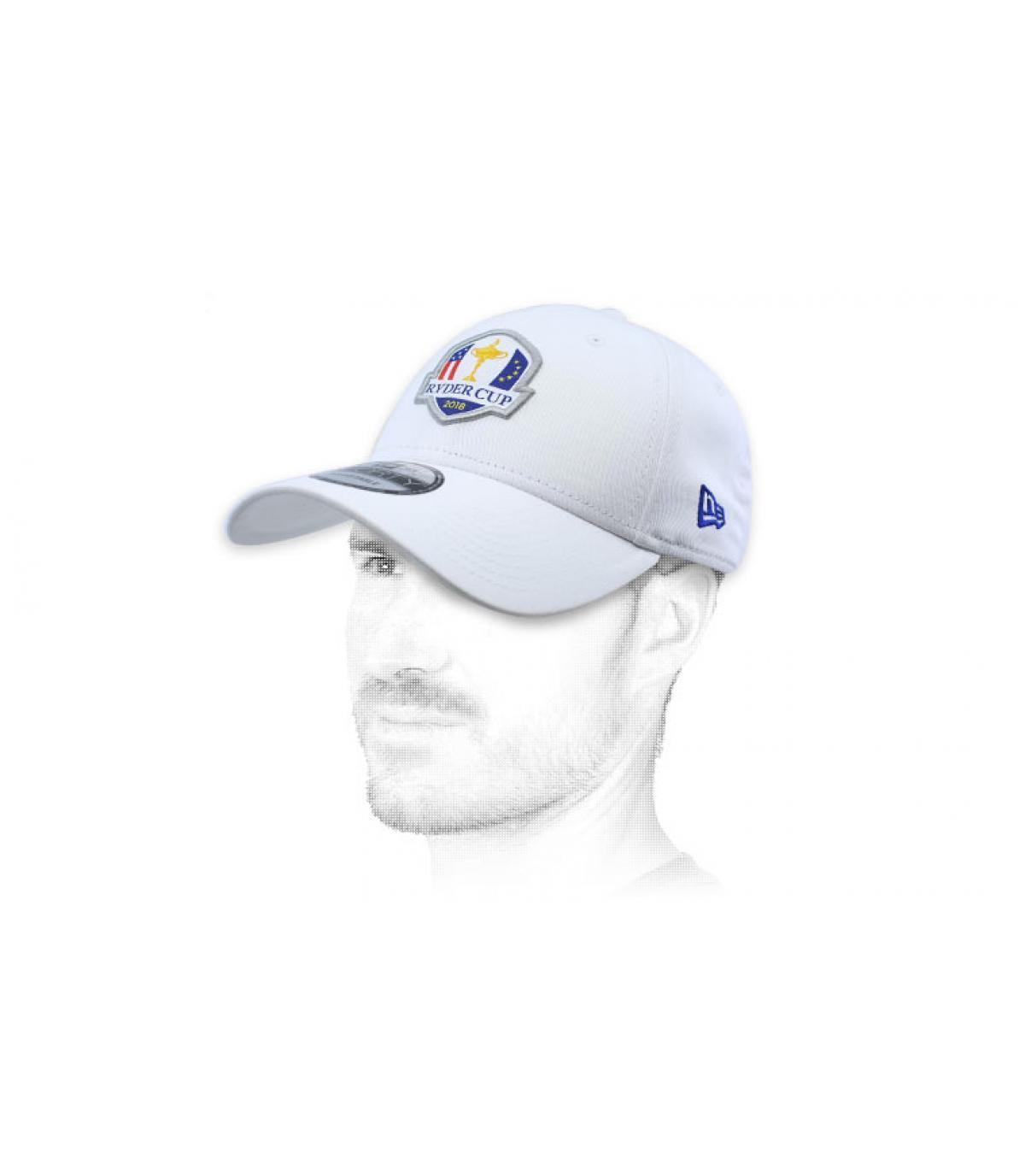 golfkap Ryder Cup wit