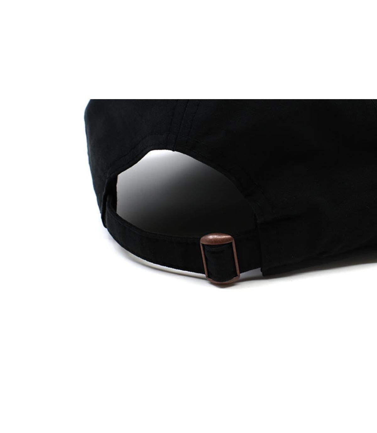 Details Light Wight Nylon Packable 9Twenty NY black - afbeeling 5