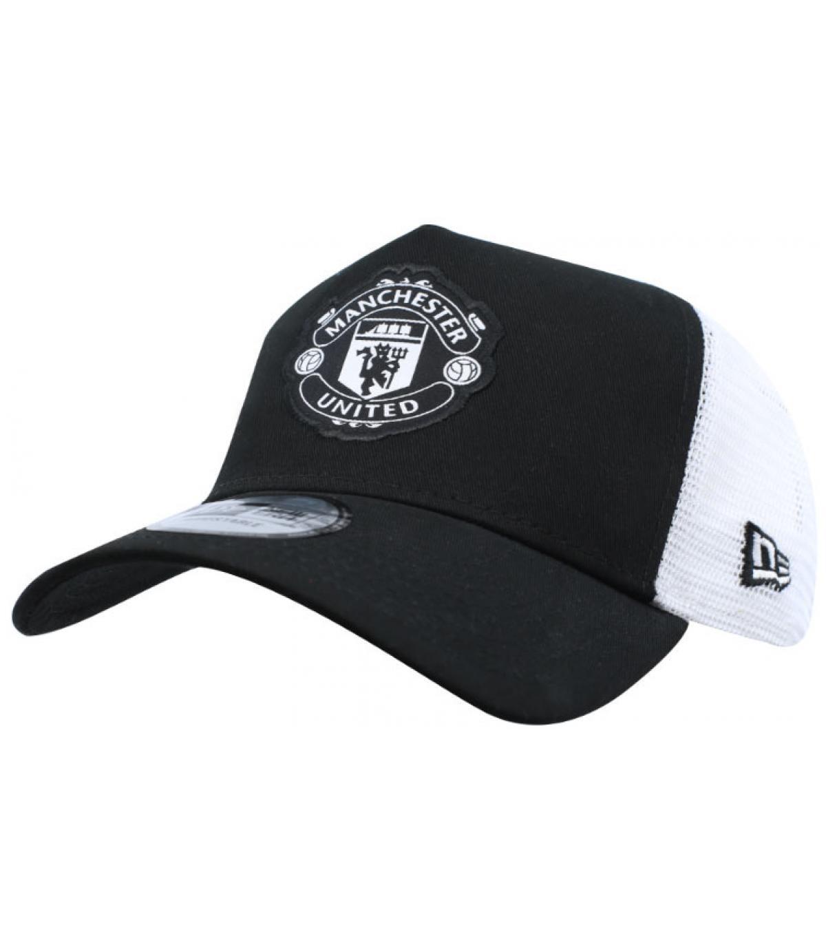 Details Trucker Manchester United black - afbeeling 2