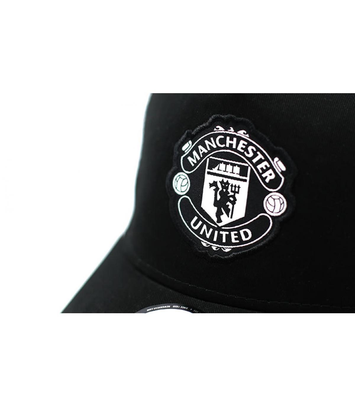Details Trucker Manchester United black - afbeeling 3