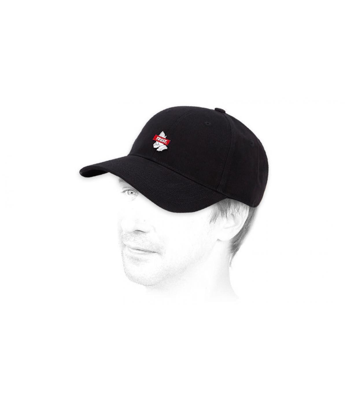 Trust Cayler black cap