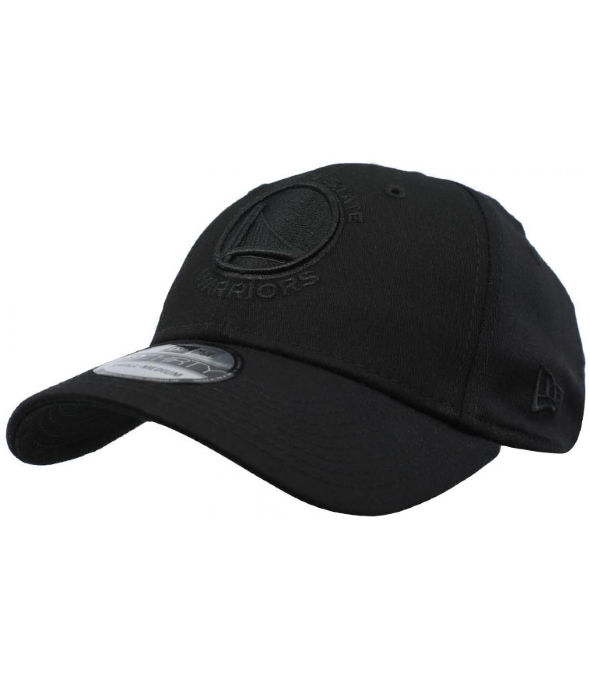 zwarte Warriors cap