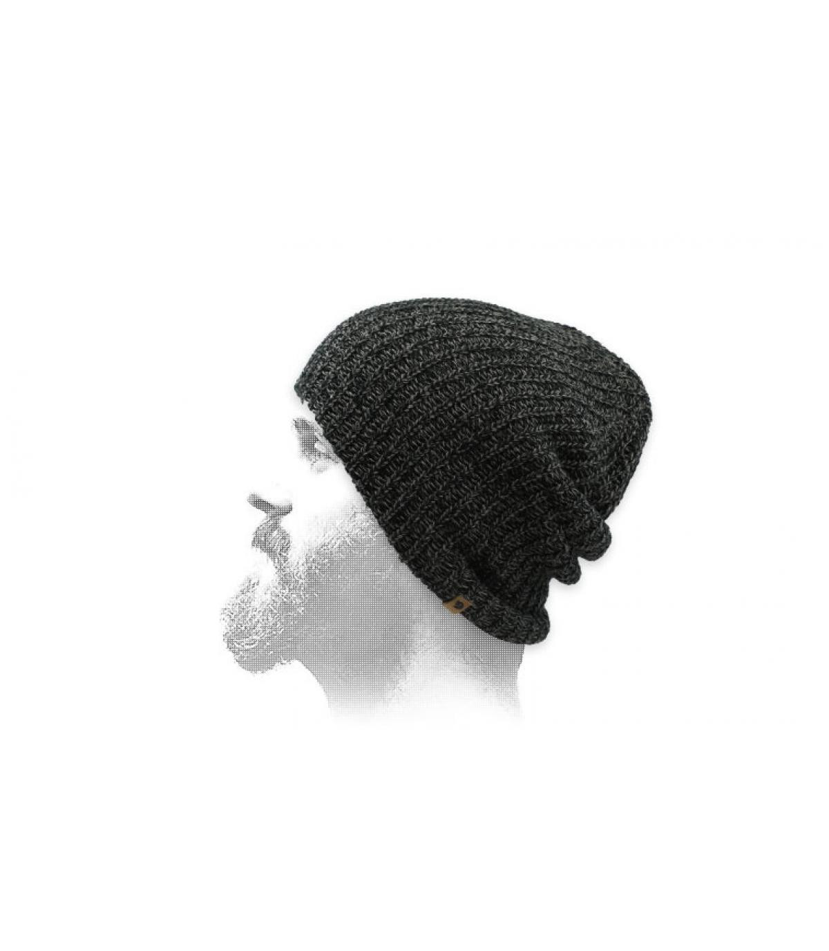 zwarte lange hoed Fjällräven