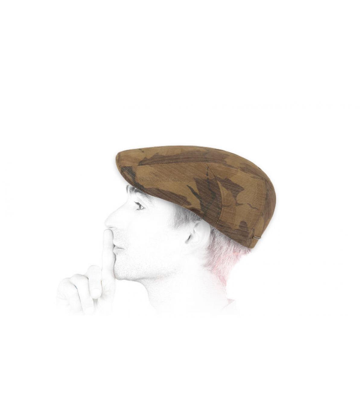 kamono-katoen van baret