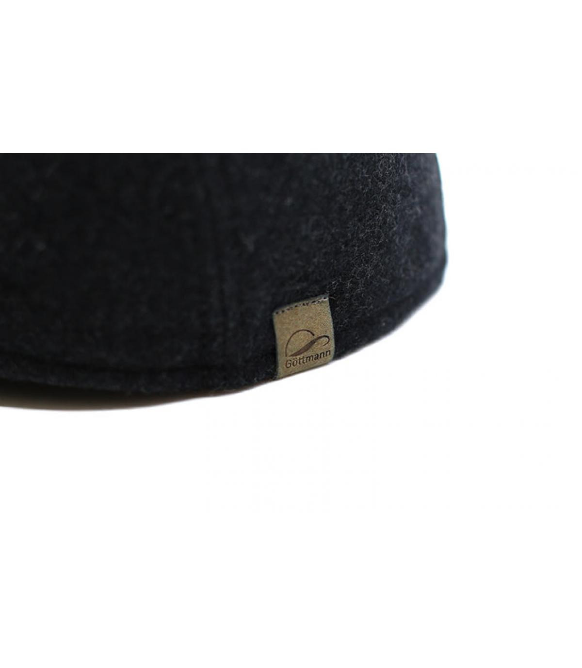 Details Gatsby Wool anthracite - afbeeling 3
