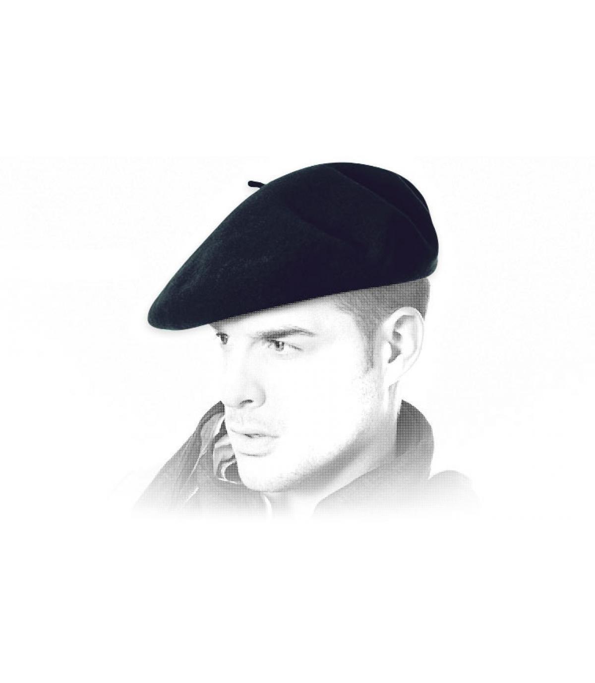 Navy Franse baret
