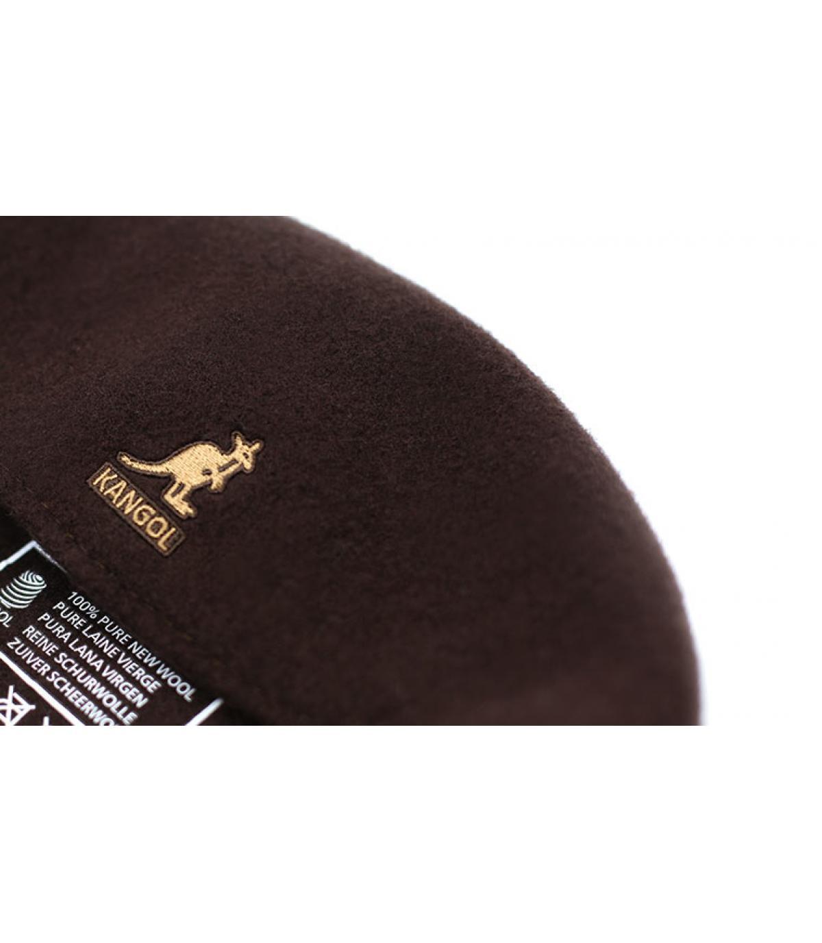 Details Wool 504 tobacco - afbeeling 3