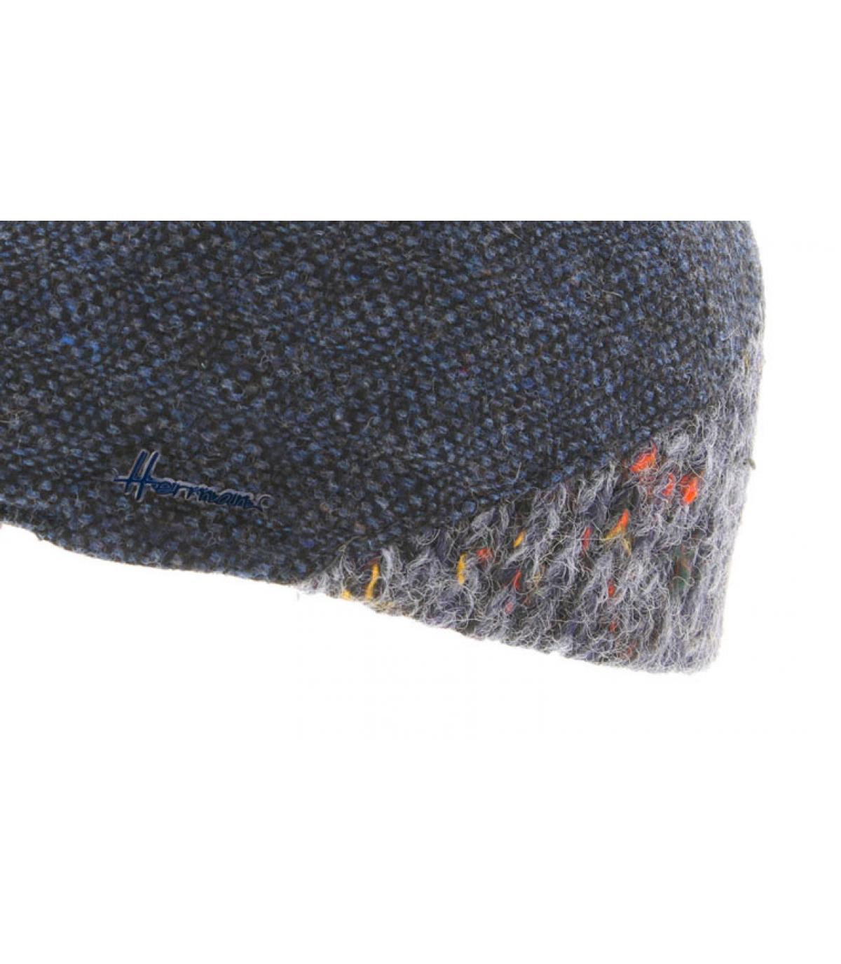 Details Range Wool blue - afbeeling 3