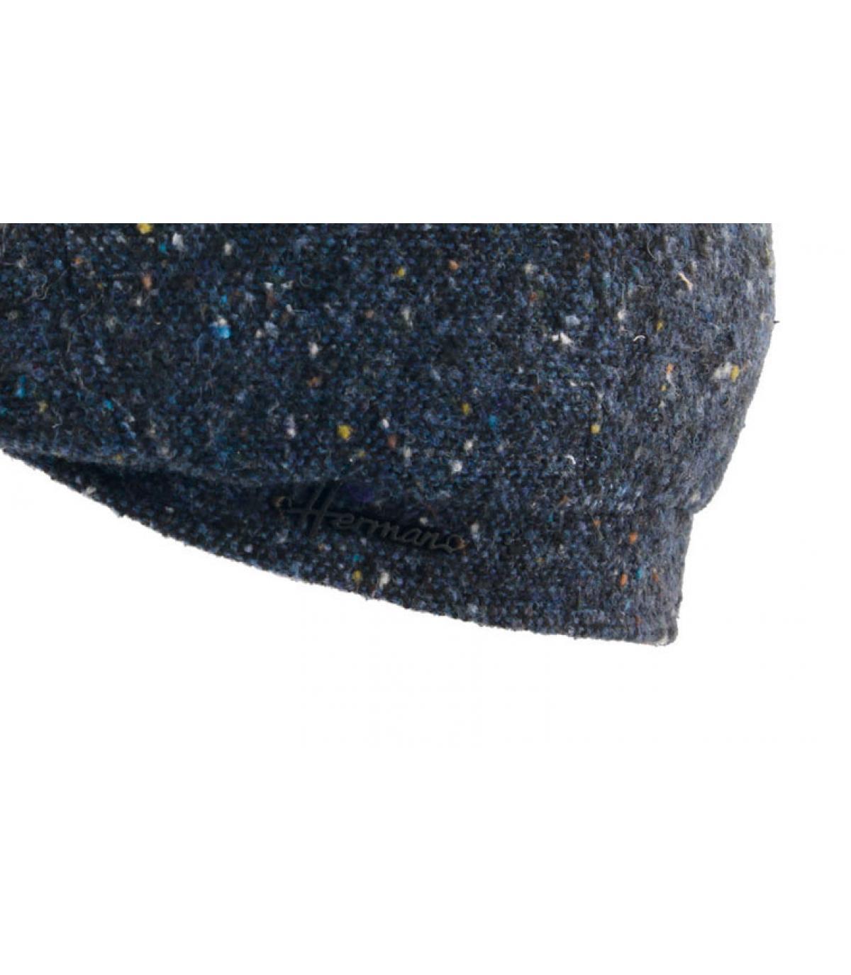 Details Advancer Dot Wool  blue - afbeeling 3