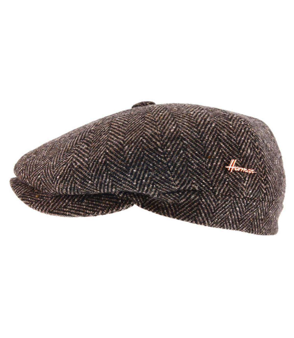 Details Advancer Wool brown - afbeeling 2