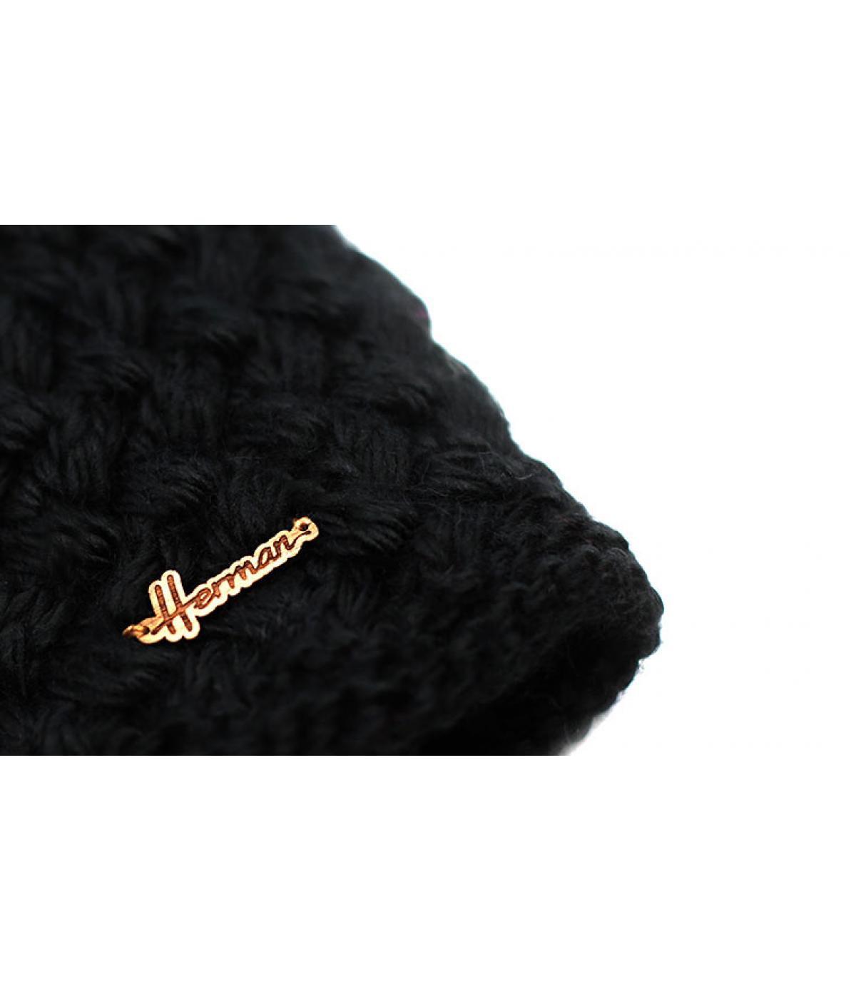 Details Iloha Gloves black - afbeeling 2