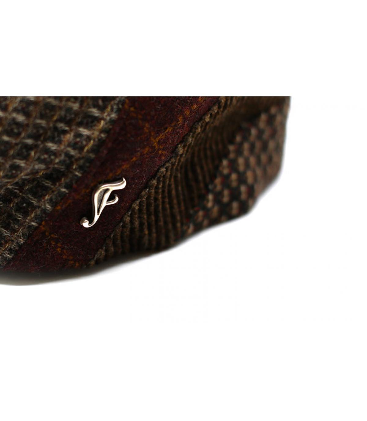 Details Erland brown - afbeeling 3