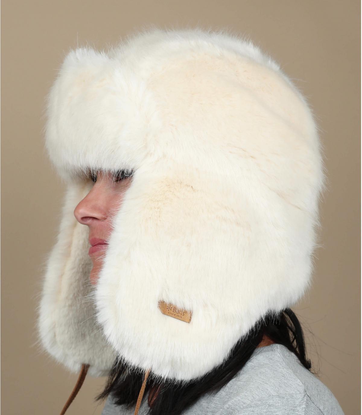 bontmuts vrouw wit Barts