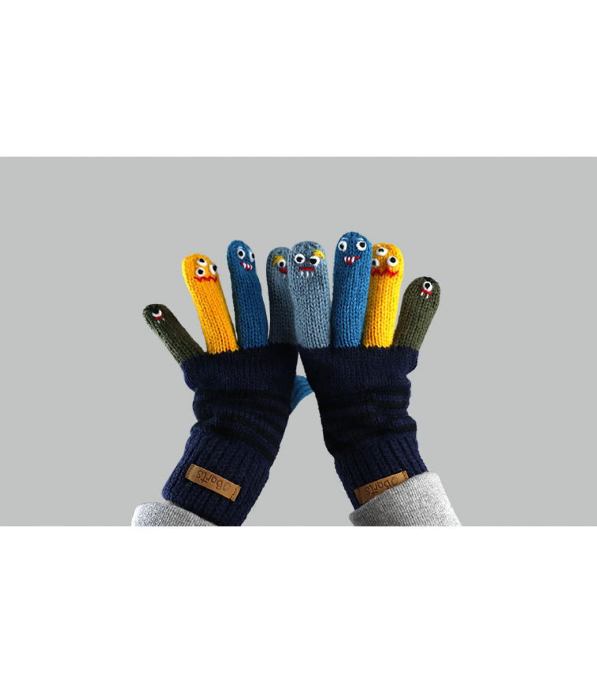 kind marionet handschoenen
