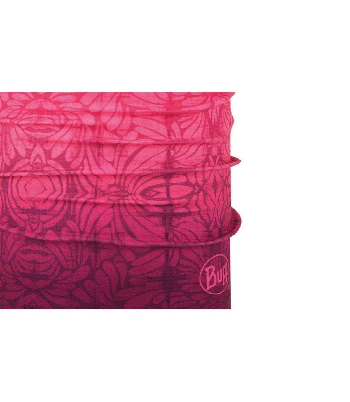 Bleek roze paarse sport