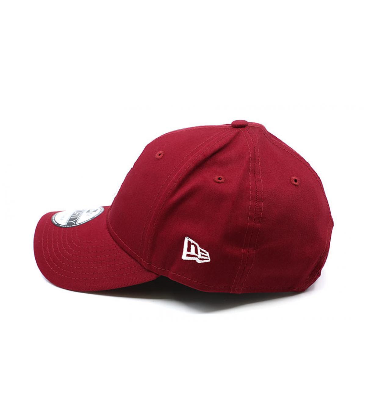 Details League Ess 9Forty Boston cardinal - afbeeling 4