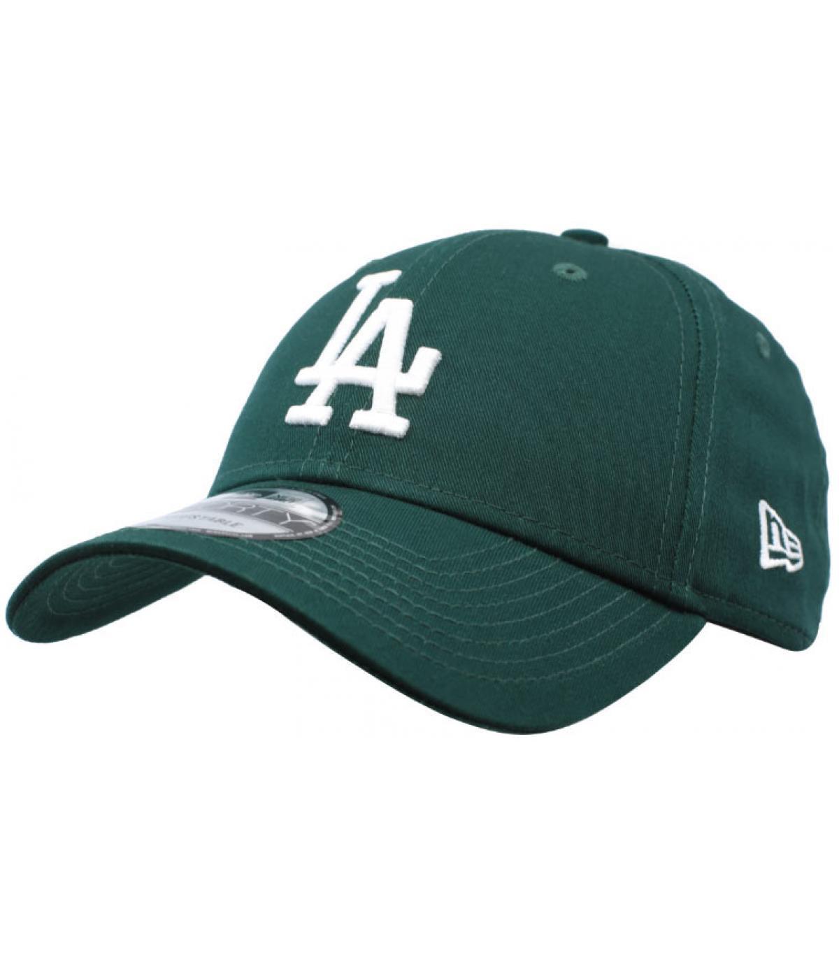 Details League Ess 9Forty LA dark green - afbeeling 2