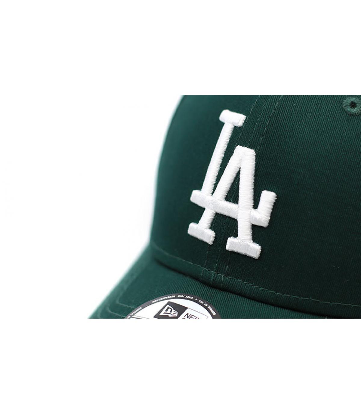 Details League Ess 9Forty LA dark green - afbeeling 3