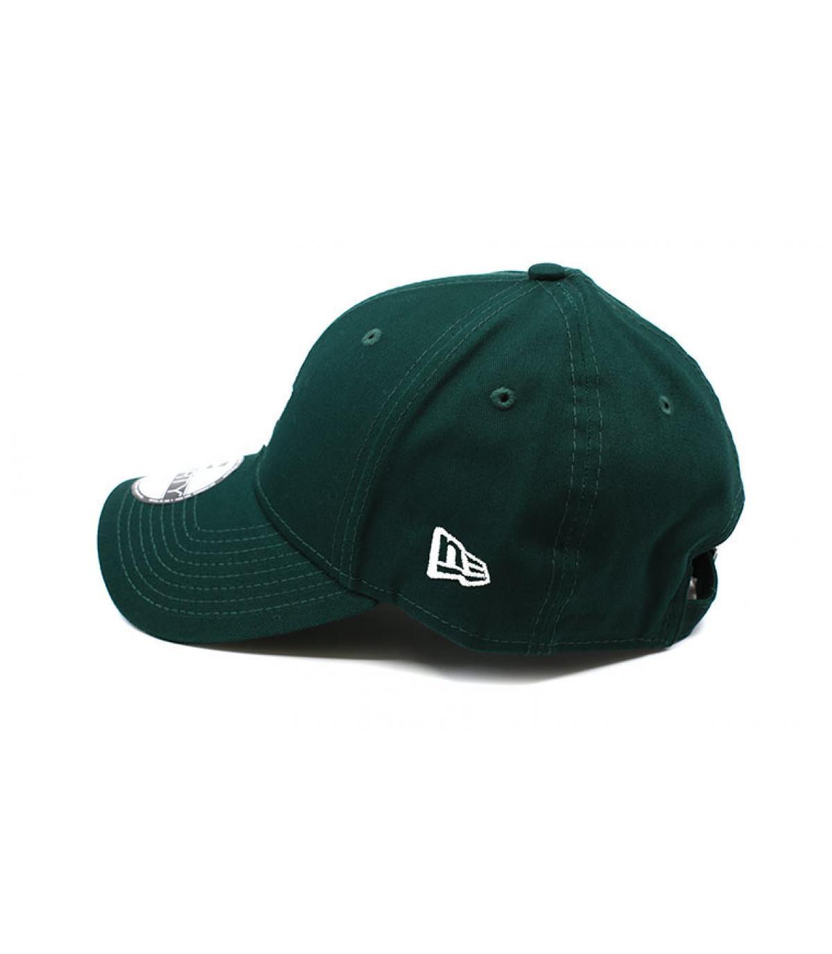 Details League Ess 9Forty LA dark green - afbeeling 4