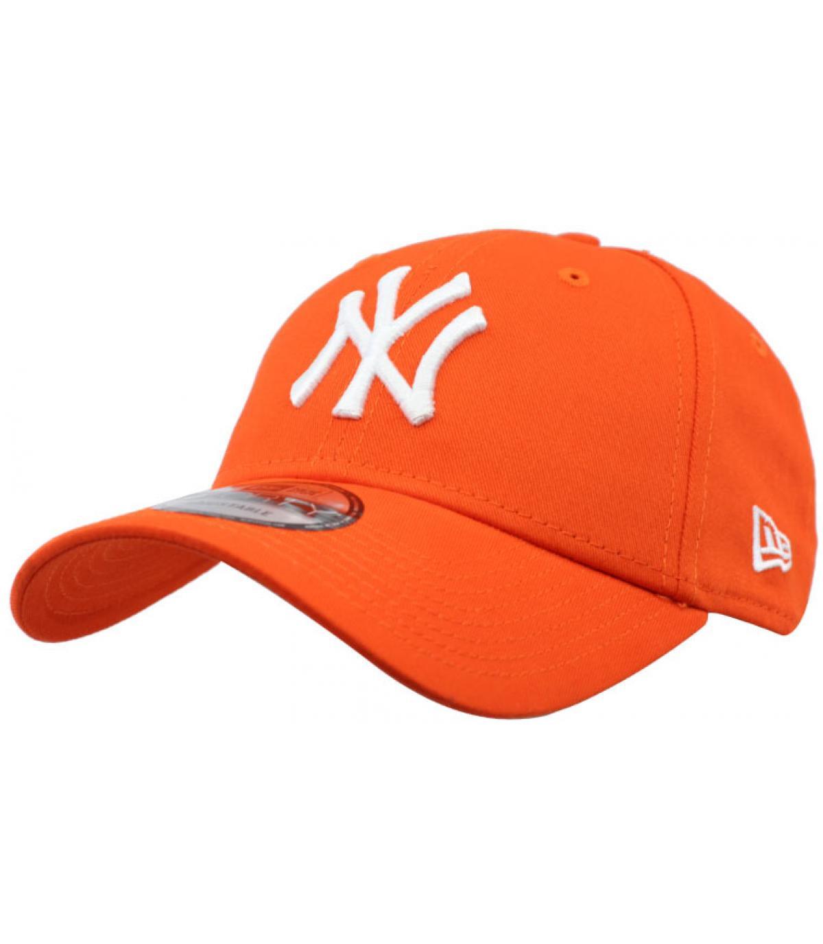 Details League Ess 9Forty NY orange - afbeeling 2