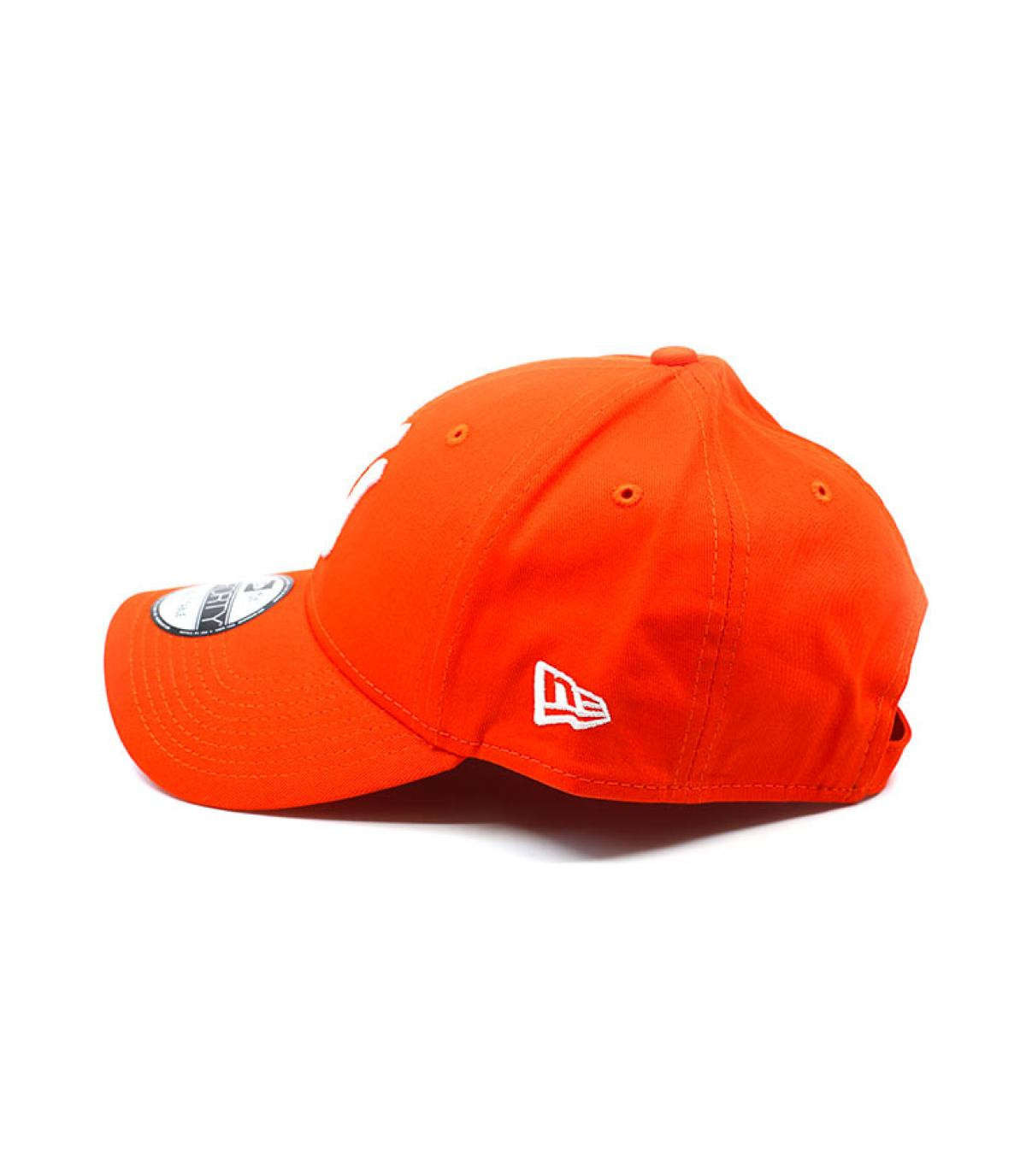 Details League Ess 9Forty NY orange - afbeeling 4