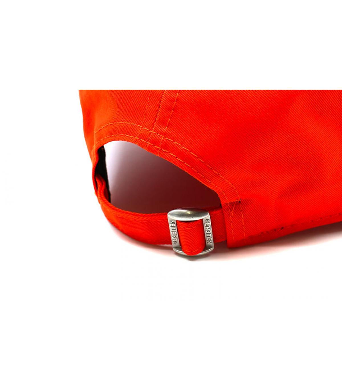 Details League Ess 9Forty NY orange - afbeeling 5