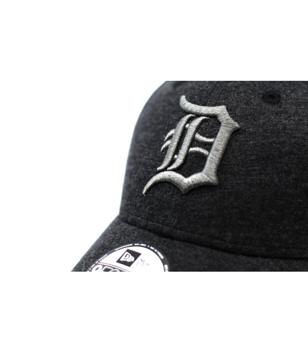 Details MLB Jersey Detroit graphite - afbeeling 3
