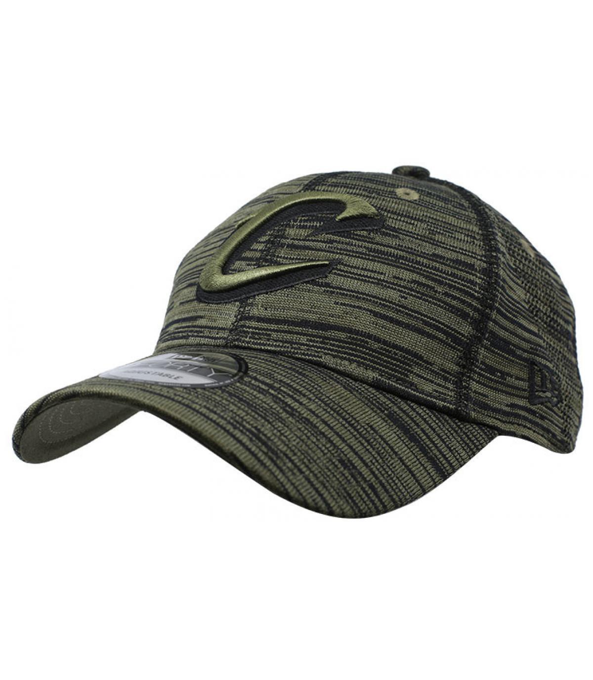Engineered Green C Cap