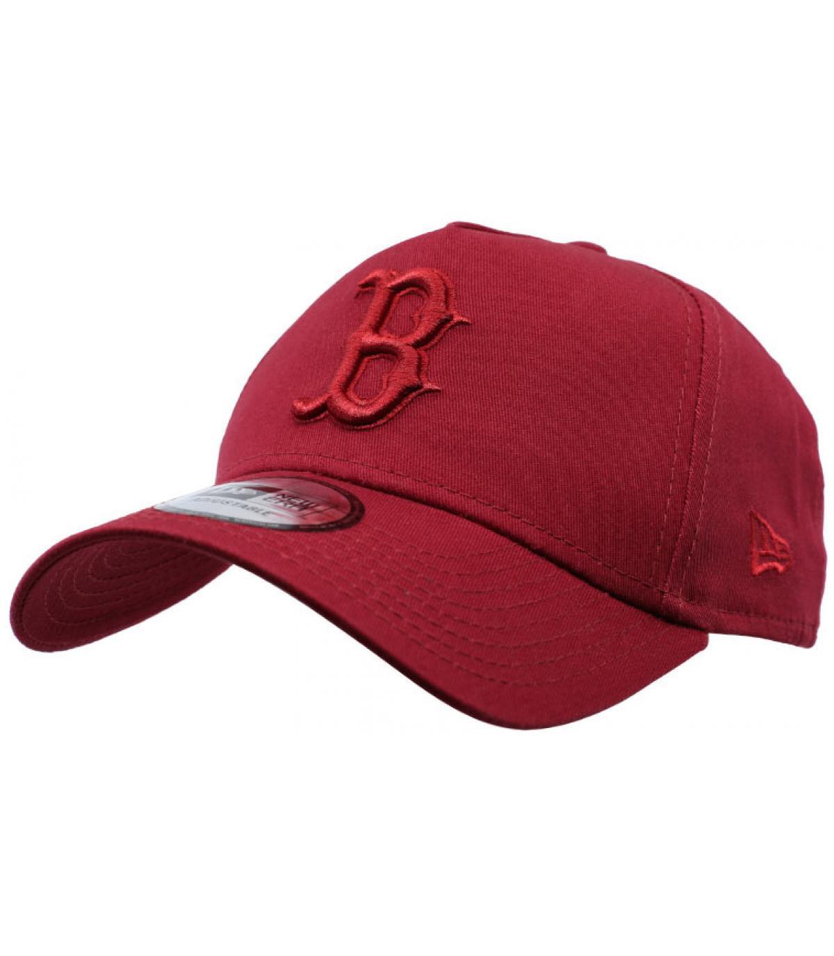 Details League Ess Boston Aframe cardinal - afbeeling 2