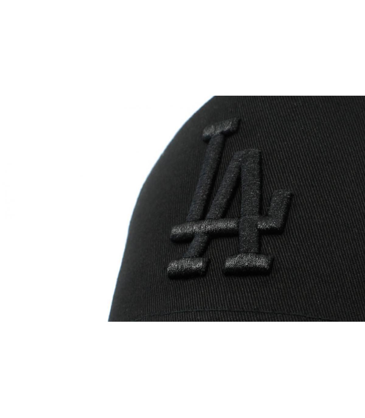 Details League Ess LA Aframe blackl - afbeeling 3