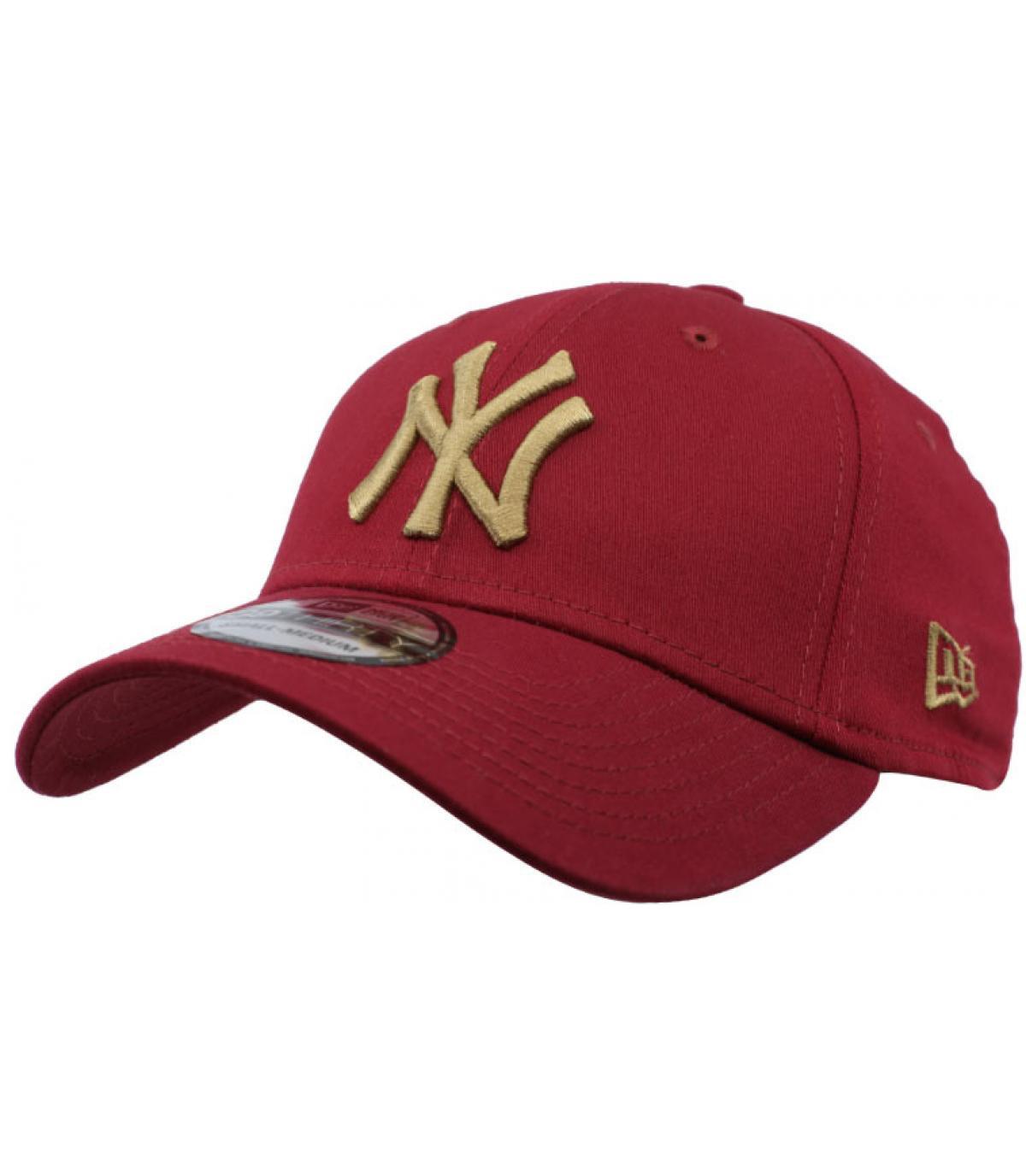 Details League Ess NY 3930 cardinal wheat - afbeeling 2