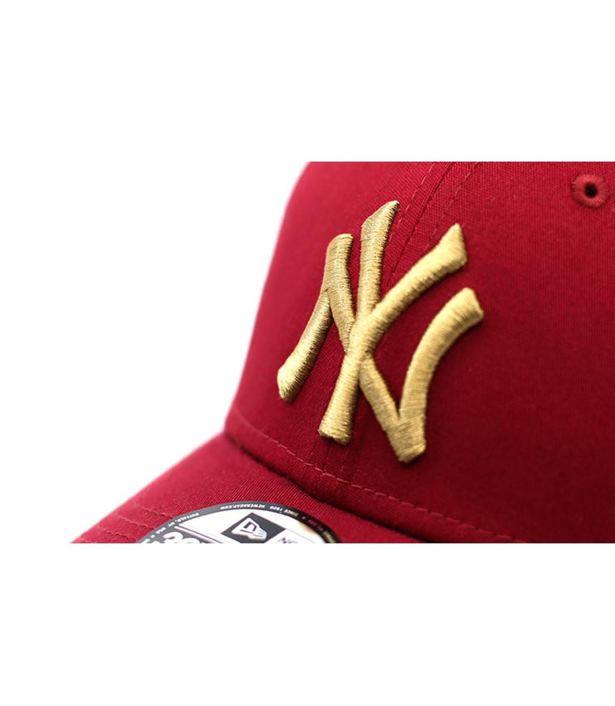 Details League Ess NY 3930 cardinal wheat - afbeeling 3