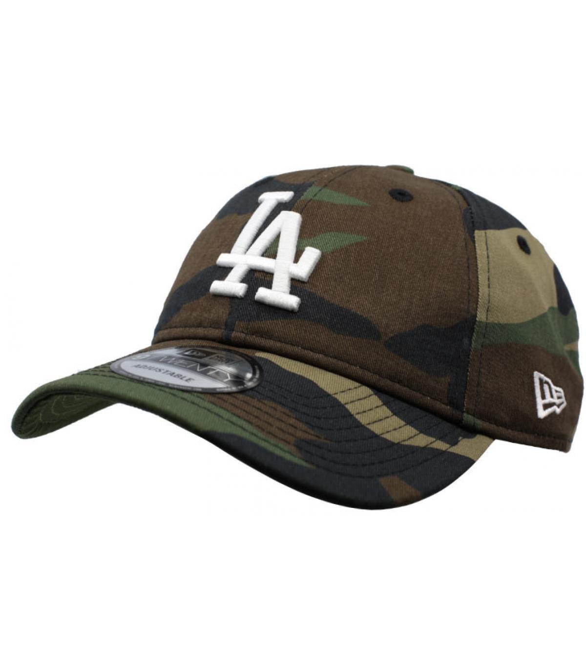 kap LA vouwbare camouflage