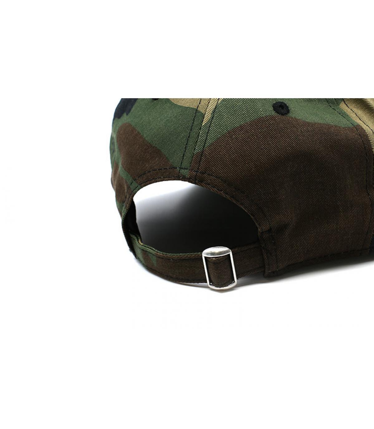 Details Camo Packable LA 9Twenty woodland - afbeeling 5