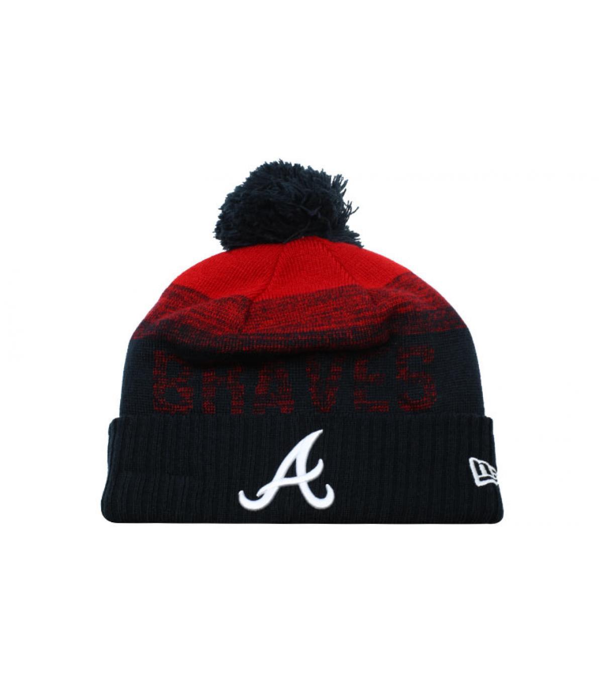 Details MLB Sport Knit Atlanta - afbeeling 2