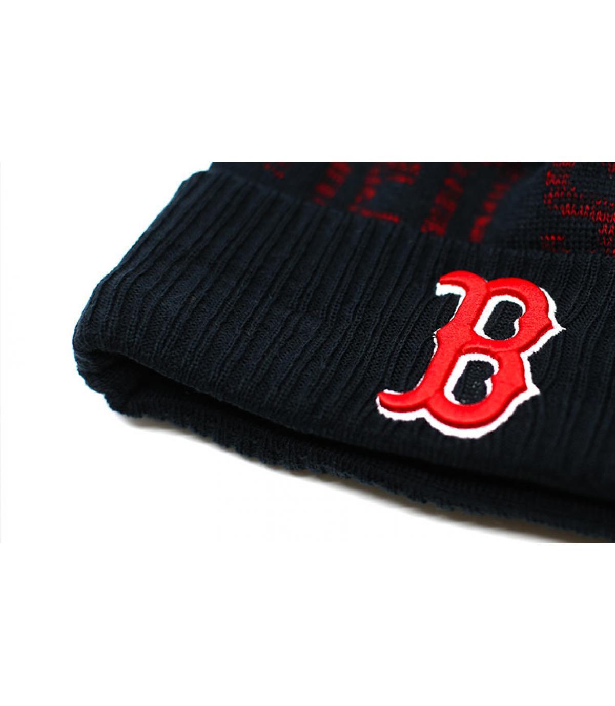 Details MLB Sport Knit Boston - afbeeling 3